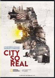 National Geographic: City So Real