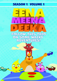 Eena Meena Deeka: Season One, Volume One